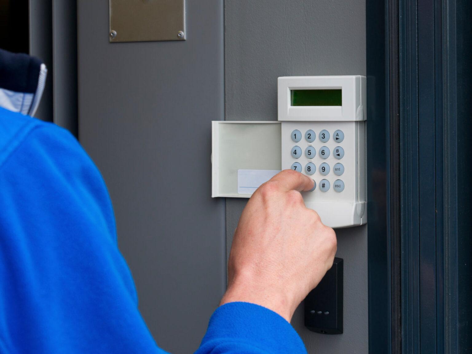 Установка, обслуживание и монтаж систем безопасности